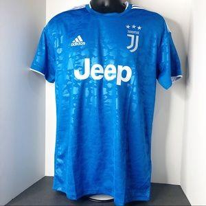 Adidas 2019-2020 Juventus 3rd Soccer Jersey